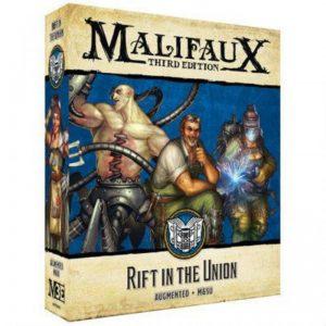 Wyrd Malifaux  Arcanists Rift In The Union - WYR23313 -