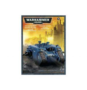 Games Workshop (Direct) Warhammer 40,000  Blood Angels Space Marine Land Raider - 99120101061 - 5011921003730