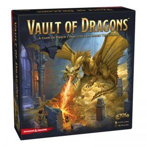 Gale Force Nine Dungeons & Dragons  D&D Miniatures D&D: Vault of Dragons - GFN74002 - 9781940825861