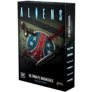 Gale Force Nine Aliens: Another Glorious Day In The Corps  Aliens: Another Glorious Day In The Corps Aliens: Ultimate Badasses - ALIENS02 - 9781947494961