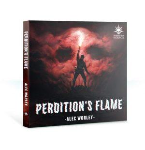 Games Workshop   Warhammer Horror Perditions Flame (audiobook) - 60680181693 - 9781784968717