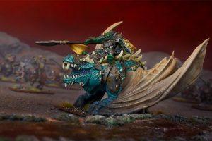 Mantic Kings of War  Orcs Orc Krudger on Winged Slasher - MGKWO202 - 5060469662718