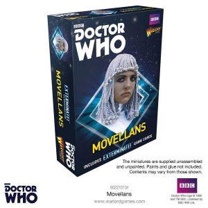 Warlord Games Doctor Who  Doctor Who Doctor Who: Movellans - 602210134 - 5060393708568