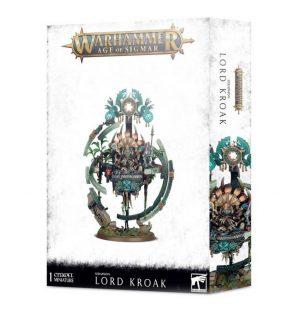 Games Workshop Age of Sigmar  Seraphon Seraphon Lord Kroak - 99120208027 - 5011921137817