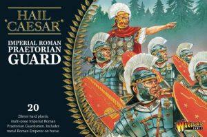 Warlord Games Hail Caesar  SALE! Roman Praetorian Guard (plus Emperor) - WGH-IR-03 - 5060200842430