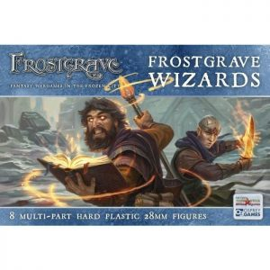 North Star Frostgrave  Frostgrave Frostgrave Wizards - FGVP06 - 9781472897428