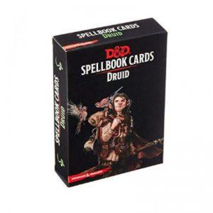 Gale Force Nine Dungeons & Dragons  D&D Decks D&D: Druid Deck - C56700000 - 9780786966554