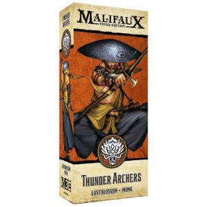 Wyrd Malifaux  Ten Thunders Thunder Archers - WYR23705 - 812152031418