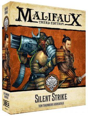 Wyrd Malifaux  Ten Thunders Ten Thunders Silent Strike - WYR23727 -