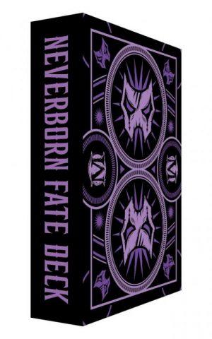 Wyrd Malifaux  Neverborn Neverborn Fate Deck - WYR23023 - 812152032880