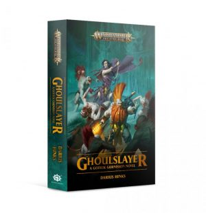 Games Workshop   Warhammer Chronicles Ghoulslayer (paperback) - 60100281270 - 9781789990553