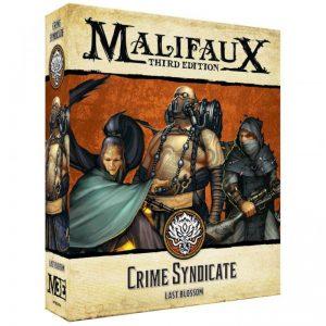 Wyrd Malifaux  Ten Thunders Crime Syndicate - WYR23706 - 812152031890