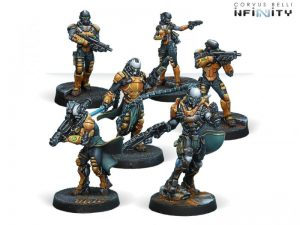 Corvus Belli Infinity  Yu Jing Imperial Service Yu Jing Sectorial Starter Pack - 280384-0583 - 2803840005833
