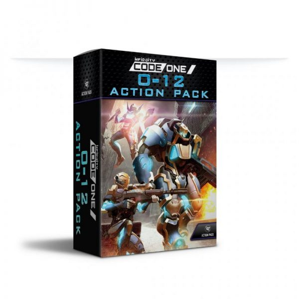 Corvus Belli Infinity  O-12 O-12 Action Pack - 282005-0826 - 2820050008263