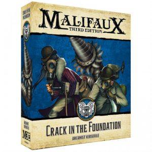 Wyrd Malifaux  Arcanists Crack in the Foundation - WYR23325 - 812152031845