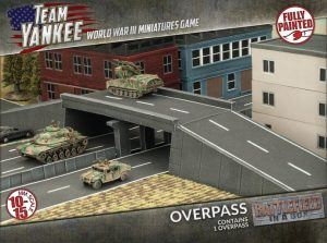 Gale Force Nine   Battlefield in a Box Team Yankee: Overpass - BB233 - 9420020237186