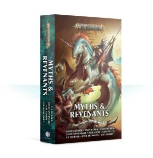 Games Workshop   Age of Sigmar Books Myths and Revenants (softback) - 60100281259 - 9781781939499