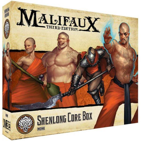 Wyrd Malifaux  Ten Thunders Shenlong Core Box - WYR23720 - 812152030992