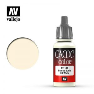Vallejo   Game Colour Game Color: Off White - VAL72101 - 8429551721011