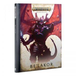 Games Workshop Age of Sigmar  Broken Realms Broken Realms: Be'lakor - 60040299091 - 9781839063558