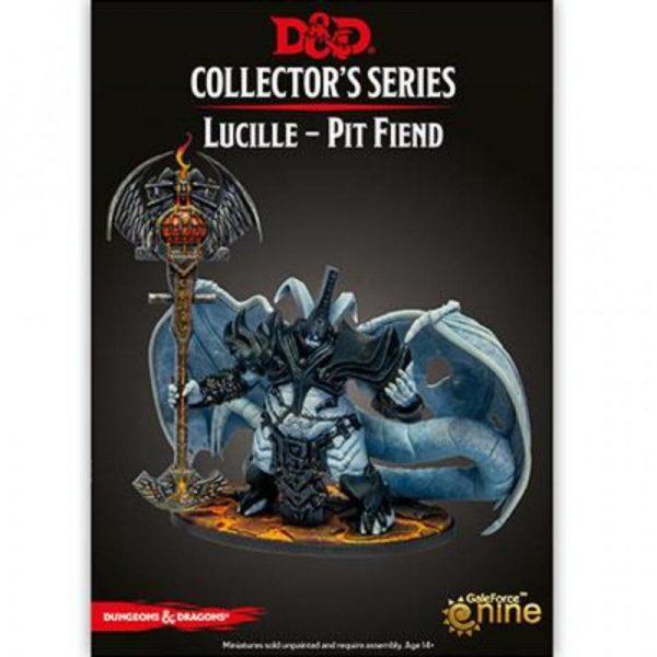 Gale Force Nine Dungeons & Dragons  D&D Miniatures D&D: Descent into Avernus Lucille - GFN71094 - 9420020248083