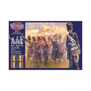 Victrix   Victrix Napoleon's Old Guard Chasseurs - VX0011 -