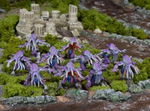Mantic Kings of War  Trident Realm of Neritica Thuul Troop - MGKWR301 - 5060469660622