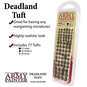 The Army Painter   Tufts Battlefields: Deadland Tuft - APBF4230 - 5713799423008