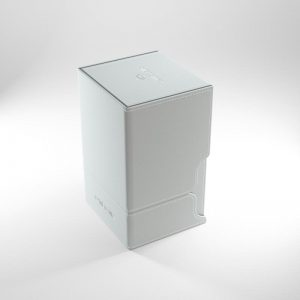 Gamegenic   SALE! Gamegenic Watchtower 100+ Convertible White - GGS20040ML - 4251715407356