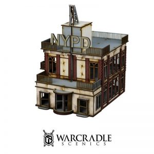 Warcradle   Super City Super City - Tower Block - WSA870003 -