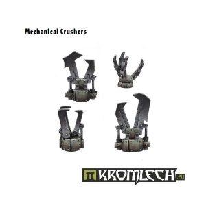 Kromlech   Orc Conversion Parts Mechanical Crushers (4) - KRCB010 - 5902216110083