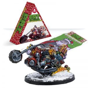 Corvus Belli Infinity  Non-Aligned Armies - NA2 Fat Yuan Yuan, Limited Christmas Edition - PV57 - 2800000000356