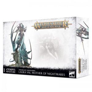 Games Workshop Age of Sigmar  Soulblight Gravelords Soulblight Gravelords Lauka Vai, Mother of Nightmares - 99120207086 - 5011921138999