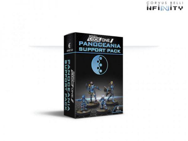 Corvus Belli Infinity  PanOceania PanOceania Support Pack - 281214-0825 - 2812140008253