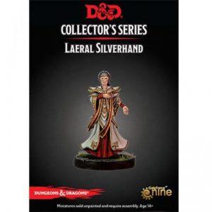 Gale Force Nine Dungeons & Dragons  D&D Miniatures D&D: Lariel Silverhand - GFN71066 - 9420020242562
