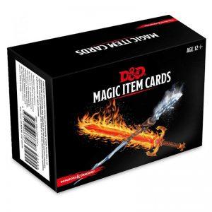 Gale Force Nine Dungeons & Dragons  D&D Decks D&D: Magic Item Deck - C62840000 - 1111111111