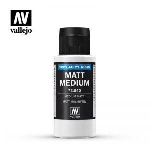 Vallejo   Vallejo Extras AV Medium - Matte 60ml - VAL73540 - 8429551735407