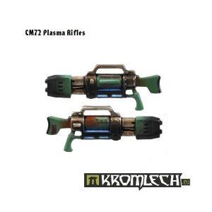 Kromlech   Misc / Weapons Conversion Parts CM72 Plasma Rifles (5) - KRCB024 - 5902216110229