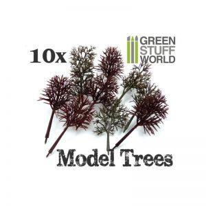 Green Stuff World   Green Stuff World Terrain 10x Model Tree Trunks - 8436554365913ES - 8436554365913