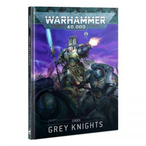 Games Workshop Warhammer 40,000  Grey Knights Codex: Grey Knights (2021) - 60030107007 - 9781839061530