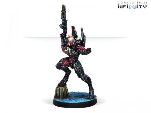 Corvus Belli Infinity  Combined Army Combined Army Shasvastii Cadmus (Hacker) - 280696-0795 - 2806960007954