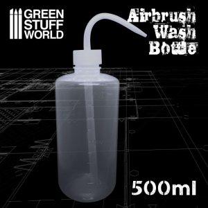 Green Stuff World   Airbrushes & Accessories Airbrush Wash Bottle 500ml - 8436574506662ES - 8436574506662
