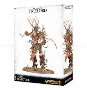 Games Workshop Age of Sigmar  Sylvaneth Sylvaneth Treelord Ancient - 99120204013 - 5011921063260