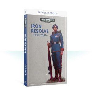 Games Workshop   Warhammer 40000 Books Iron Resolve (Paperback) - 60100181724 - 9781789990096