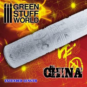 Green Stuff World   Rolling Pins Rolling Pin CHINESE - 8436574505269ES - 8436574505269