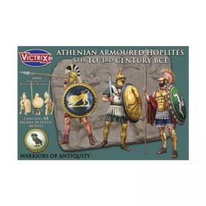 Victrix   Victrix Athenian Armoured Hoplites - VXA001 -