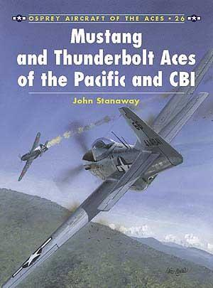 Warlord Games (Direct) Blood Red Skies  Blood Red Skies Mustang and Thunderbolt Aces of the Pacific and CBI - ACE26 -