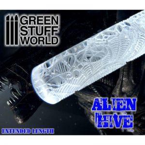 Green Stuff World   Rolling Pins Rolling Pin ALIEN HIVE - 8436574500233ES - 8436574500233