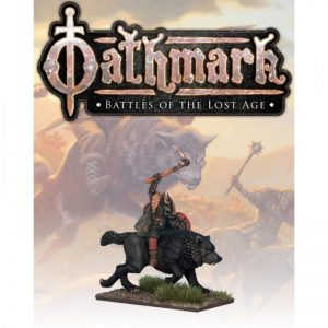 North Star Oathmark  Oathmark Goblin Wolf Rider Champion 3 - OAK112 - oak112