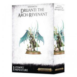 Games Workshop Age of Sigmar  Sylvaneth Sylvaneth Druanti the Arch-Revenant - 99120204021 - 5011921116423
